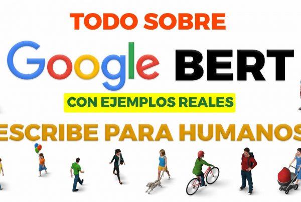 Todo Sobre Google Bert