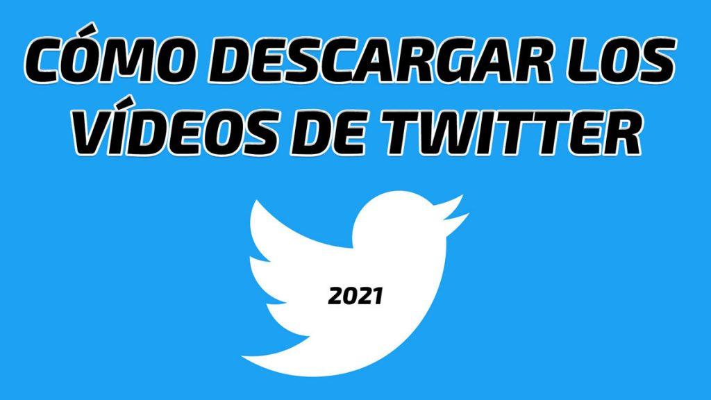 Cómo descargar los vídeos de Twitter-blog